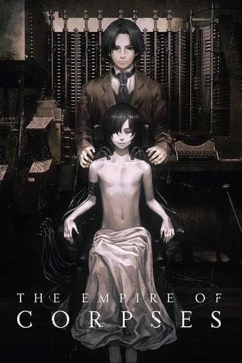 Poster of The Empire of Corpses