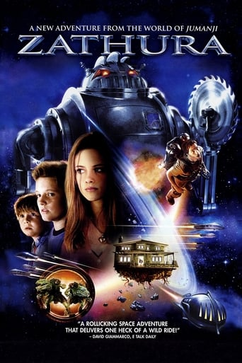 Poster of Zathura: A Space Adventure