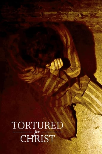 Poster of Tortured for Christ