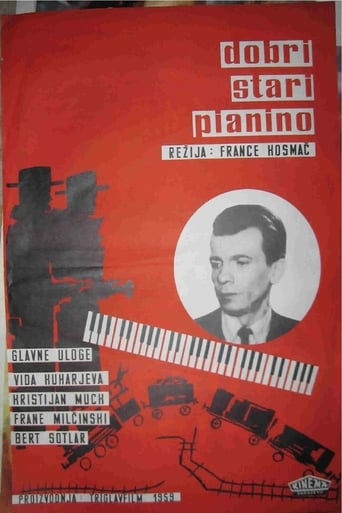 Poster of The Good Old Piano