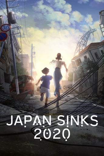 Poster of Japan Sinks: 2020