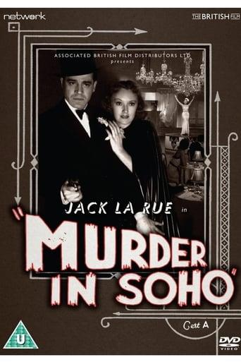 Poster of Murder in Soho