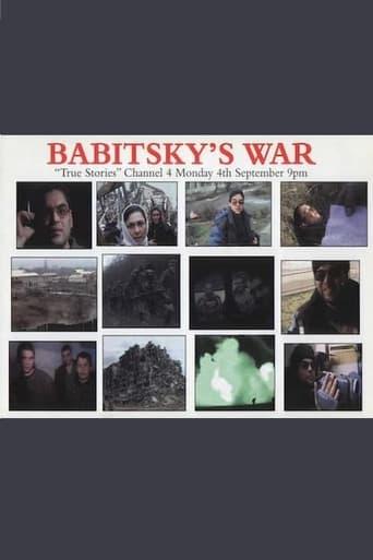 Poster of Babitsky's War