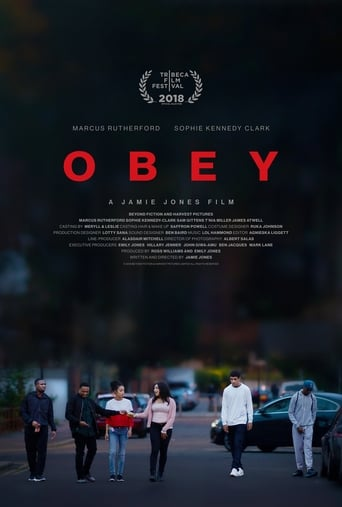 Poster of Obey