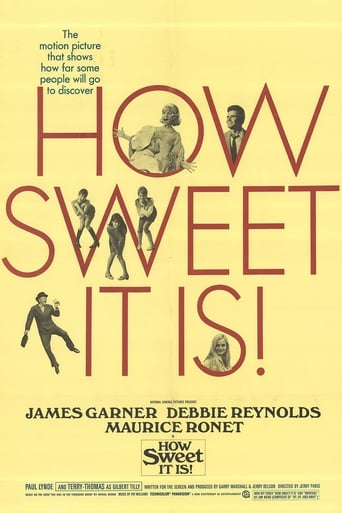 Poster of How Sweet It Is!