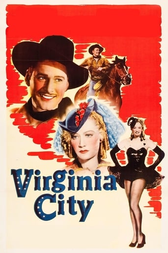 Poster of Virginia City