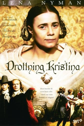 Poster of Drottning Kristina