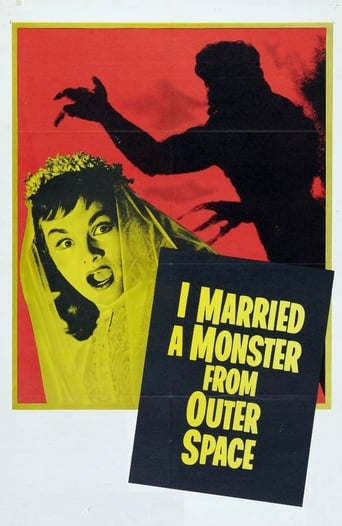 Poster of I Married a Monster from Outer Space