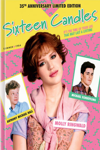 Poster of Celebrating Sixteen Candles