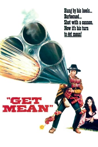 Poster of Get Mean
