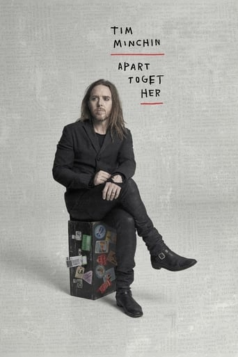 Poster of Tim Minchin: Apart Together Live From Sydney