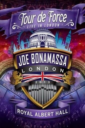 Poster of Joe Bonamassa : Tour de Force - Live in London, Night 4 (The Royal Albert Hall)