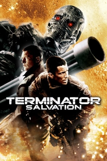 Poster of Terminátor 4: Salvation