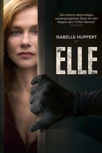 Filmplakat von Elle