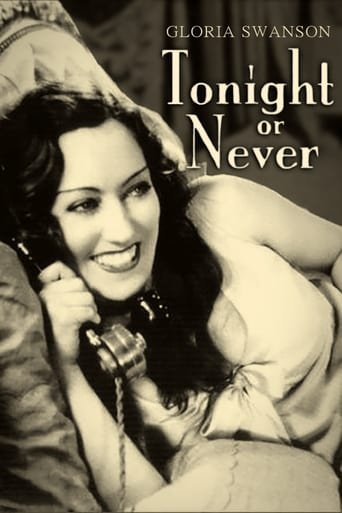 Poster of Tonight or Never