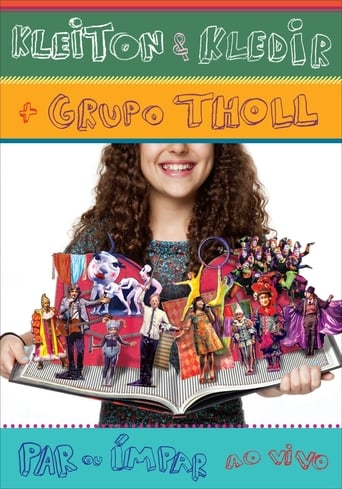 Poster of Kleiton & Kledir  + Grupo Tholl  - Par ou Impar (Ao Vivo)