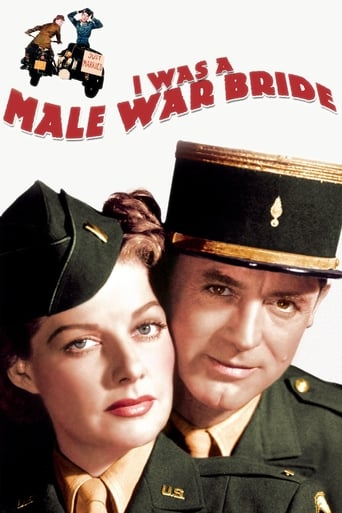 Poster of I Was a Male War Bride
