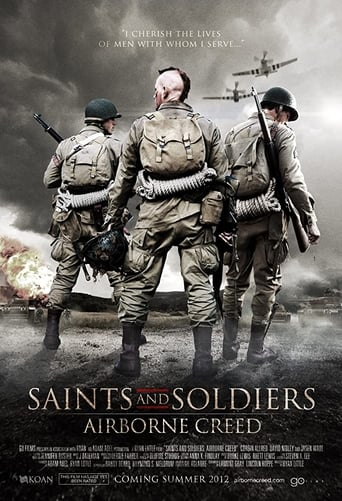 Poster of Saints and Soldiers: Airborne Creed