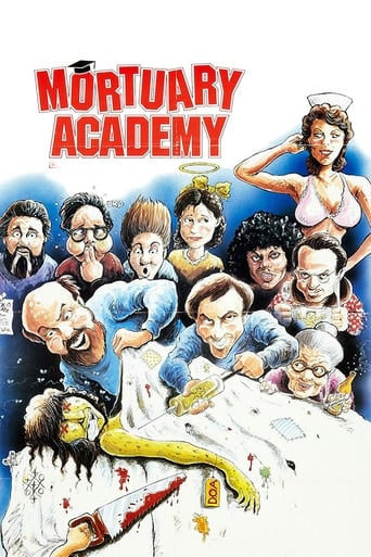 Poster of Mortuary Academy