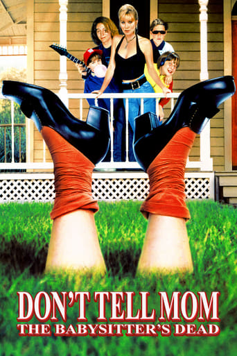 Poster of Don't Tell Mom the Babysitter's Dead