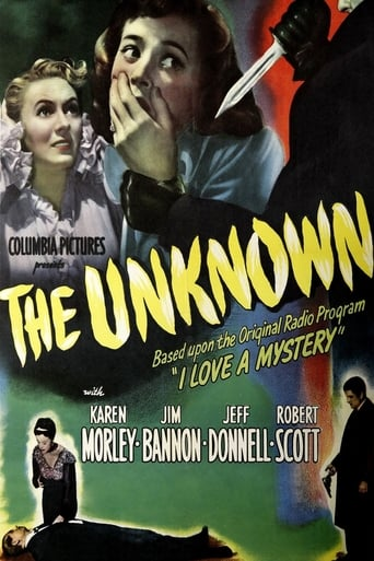 Poster of The Unknown