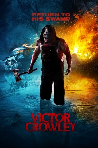 Poster of Victor Crowley