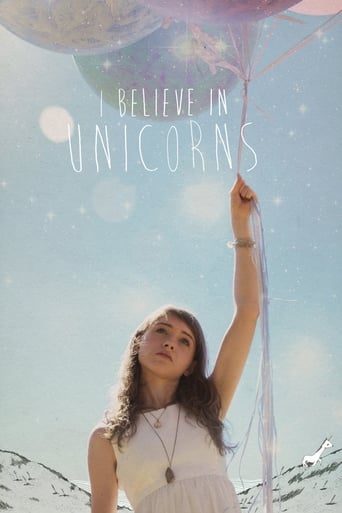 Poster of I Believe in Unicorns