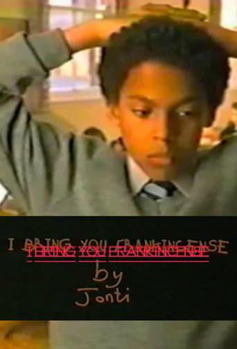 I Bring You Frankincense