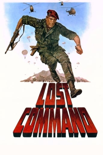 Poster of Lost Command