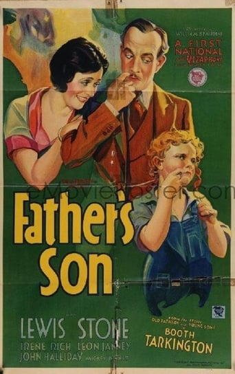 Poster of Father's Son