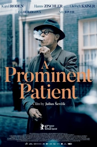 Poster of A Prominent Patient