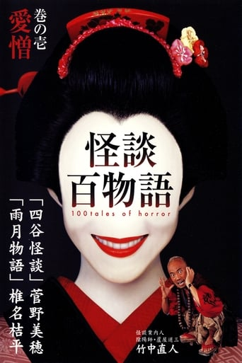 Poster of 100 Tales of Horror