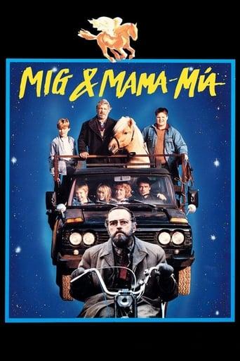 Poster of Tarzan Mama Mia