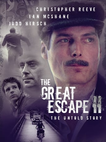 Poster of The Great Escape II: The Untold Story