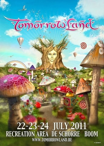 Poster of Tomorrowland: 2011