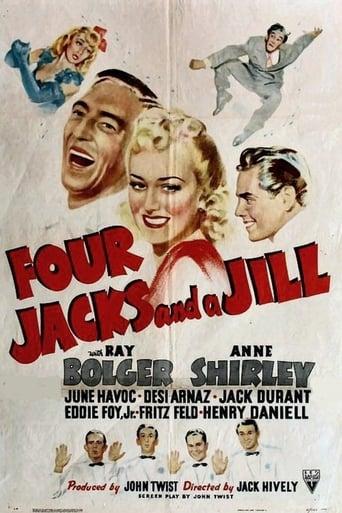 Four Jacks and a Jill