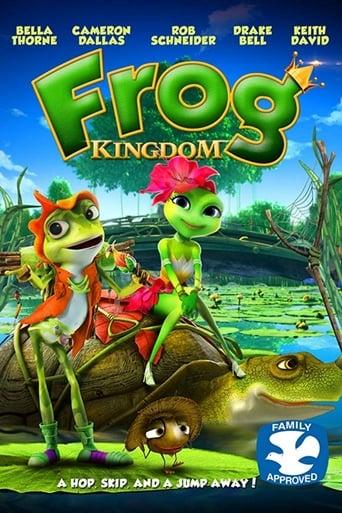 Poster of Frog Kingdom