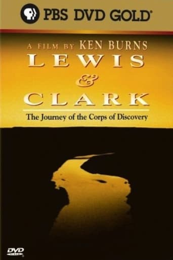 Poster of Lewis & Clark - The Journey of the Corps of Discovery