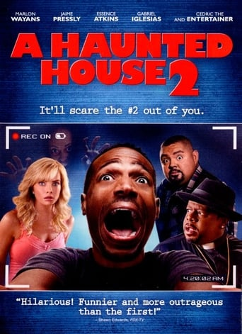 Poster of A Haunted House 2