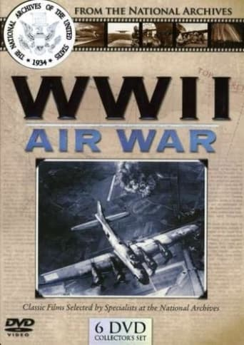 Poster of National Archives WWII: Air War