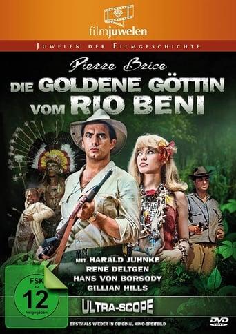 Poster of Golden Goddess of Rio Beni