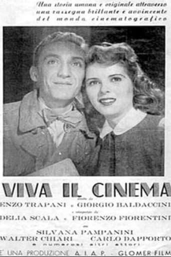 Poster of Viva il cinema