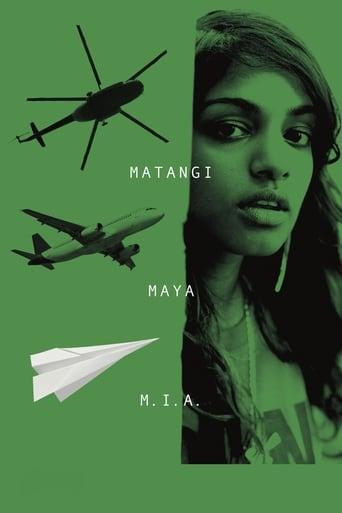 Poster of Matangi / Maya / M.I.A.