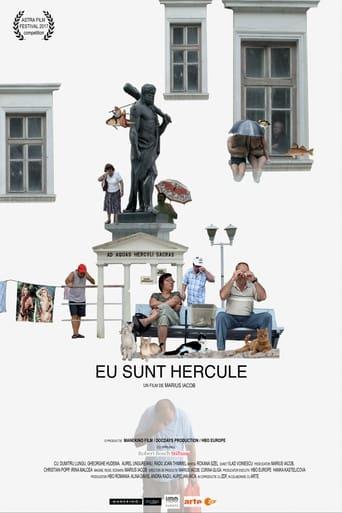 Eu sunt Hercule Poster
