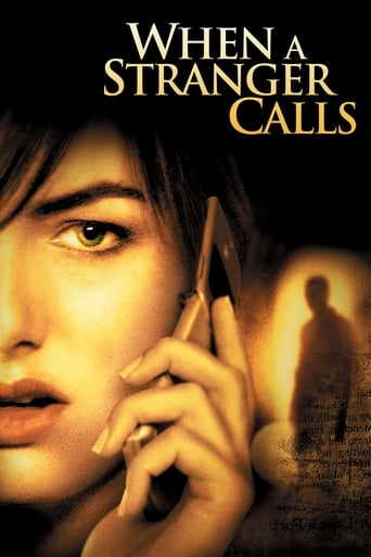 Poster of When a Stranger Calls