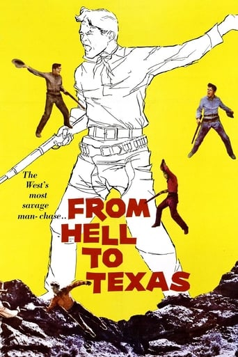 Poster of From Hell to Texas