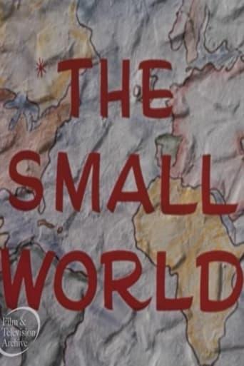 Poster of The Small World: The Gypsy Children of Granada