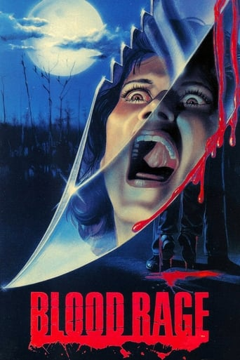 Poster of Blood Rage