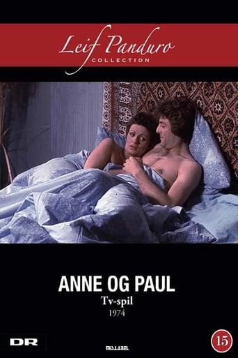 Poster of Anne og Paul