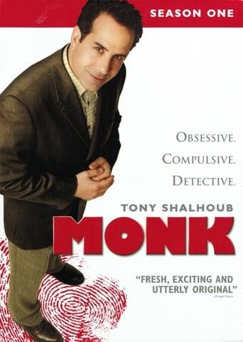Detektyvas Monkas / Monk (2002) 1 Sezonas